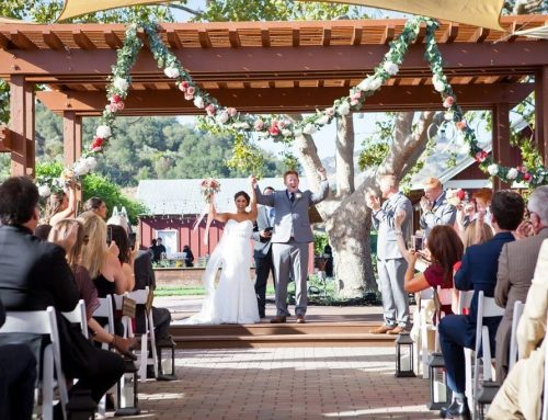 Kristine & Kevin at Baldacci Family Winery